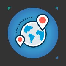 Google (& Bing) Rechercher à partir d'un autre emplacement et voir les résultats locaux