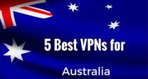 Les 5 meilleurs VPN pour L'Australie 2017 – Lequel est le plus rapide ?