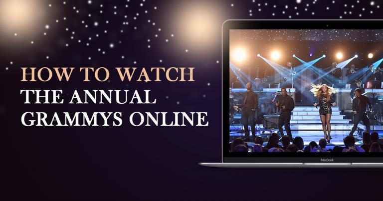 Watch the Annual Grammy's Online