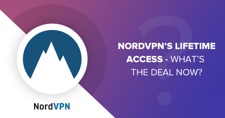 NordVPN Lifetime Deal