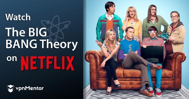 The Big Bang Theory on Netflix