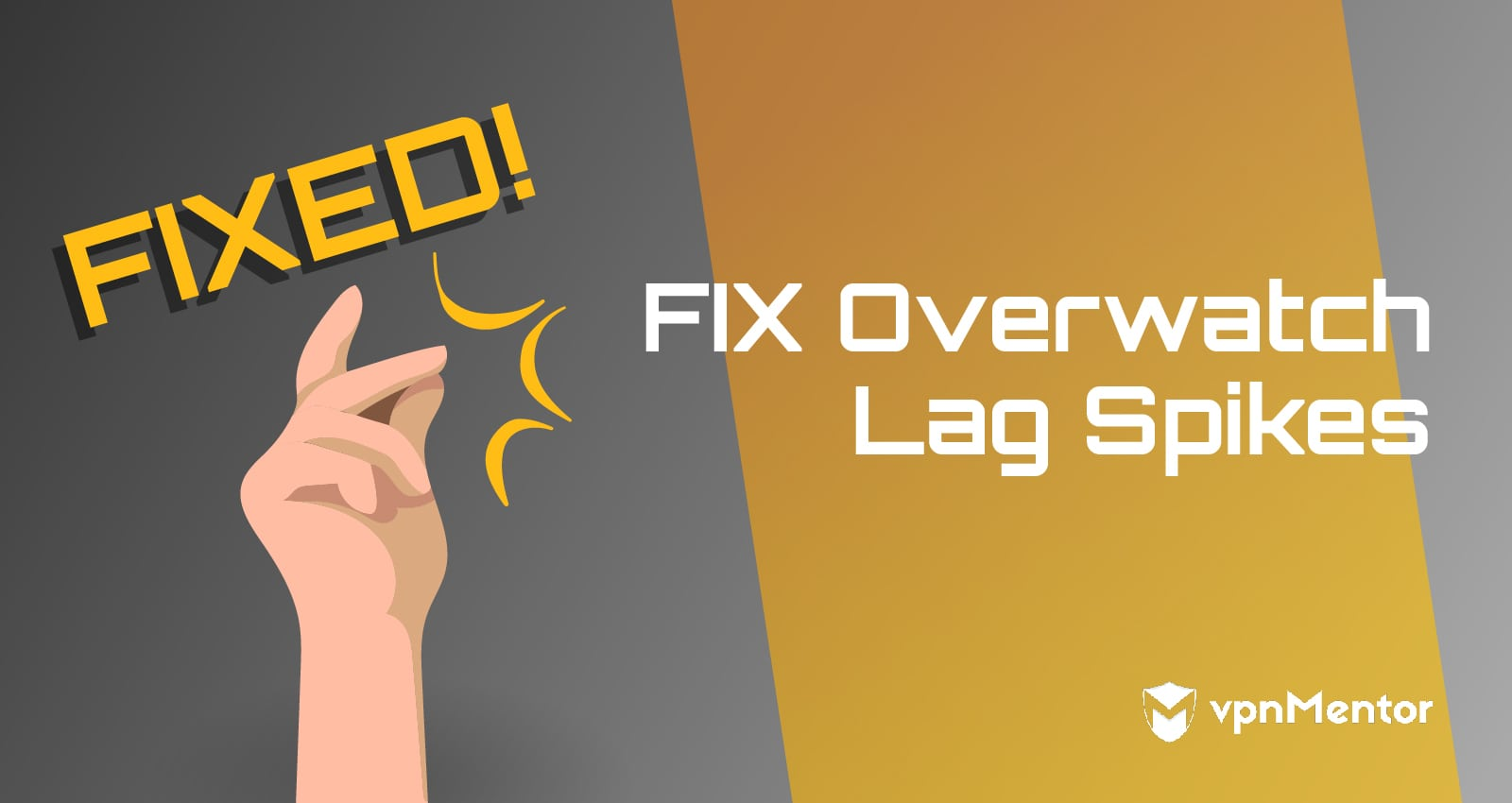 fix overwatch lag spike